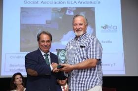 """Entrega de los Premios AFA 2017 en la Fundación Cajasol (4) • <a style=""""font-size:0.8em;"""" href=""""http://www.flickr.com/photos/129072575@N05/35297791782/"""" target=""""_blank"""">View on Flickr</a>"""