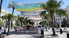 "Toldos Corpus Christi 2017 en Cádiz (2) • <a style=""font-size:0.8em;"" href=""http://www.flickr.com/photos/129072575@N05/35382729815/"" target=""_blank"">View on Flickr</a>"