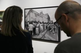 """Exposición ¡¿Éramos tan modernos?! en la Sala Murillo de la Fundación Cajasol (6) • <a style=""""font-size:0.8em;"""" href=""""http://www.flickr.com/photos/129072575@N05/35741871011/"""" target=""""_blank"""">View on Flickr</a>"""