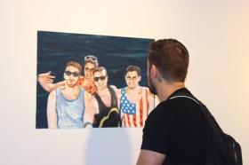 "Exposición 'Sillies at Night Project' en la Fundación Cajasol (Huelva) (3) • <a style=""font-size:0.8em;"" href=""http://www.flickr.com/photos/129072575@N05/26461053489/"" target=""_blank"">View on Flickr</a>"