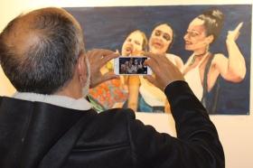 "Exposición 'Sillies at Night Project' en la Fundación Cajasol (Huelva) (4) • <a style=""font-size:0.8em;"" href=""http://www.flickr.com/photos/129072575@N05/26461053589/"" target=""_blank"">View on Flickr</a>"