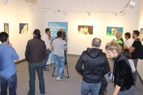 "Exposición 'Sillies at Night Project' en la Fundación Cajasol (Huelva) (5) • <a style=""font-size:0.8em;"" href=""http://www.flickr.com/photos/129072575@N05/37526207664/"" target=""_blank"">View on Flickr</a>"