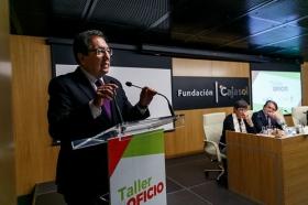 """Clausura del 5ª Programa Taller de Oficio de la Fundación MAS en la Fundación Cajasol (11) • <a style=""""font-size:0.8em;"""" href=""""http://www.flickr.com/photos/129072575@N05/38763137221/"""" target=""""_blank"""">View on Flickr</a>"""