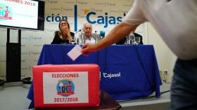 """Votación y elección de los Reyes Magos de Cádiz 2018 en la Fundación Cajasol (5) • <a style=""""font-size:0.8em;"""" href=""""http://www.flickr.com/photos/129072575@N05/24411732988/"""" target=""""_blank"""">View on Flickr</a>"""