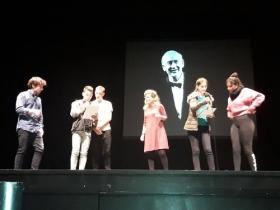 "Teatro Blanca Marsillach en Punta Umbría (7) • <a style=""font-size:0.8em;"" href=""http://www.flickr.com/photos/129072575@N05/38692924402/"" target=""_blank"">View on Flickr</a>"