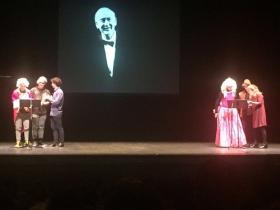 "Teatro Blanca Marsillach en Punta Umbría (3) • <a style=""font-size:0.8em;"" href=""http://www.flickr.com/photos/129072575@N05/38692924062/"" target=""_blank"">View on Flickr</a>"
