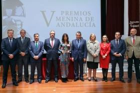 """Entrega de los V Premios Menina en la Fundación Cajasol (17) • <a style=""""font-size:0.8em;"""" href=""""http://www.flickr.com/photos/129072575@N05/38550018122/"""" target=""""_blank"""">View on Flickr</a>"""