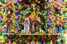 """Exposición 'Belenes del Mundo. Oro, inciensa y mirra' en la Fundación Cajasol (13) • <a style=""""font-size:0.8em;"""" href=""""http://www.flickr.com/photos/129072575@N05/24090298507/"""" target=""""_blank"""">View on Flickr</a>"""