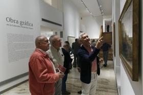 """Exposicion 'Obra Gráfica de la Colección de la Fundación Cajasol' en Sevilla (20) • <a style=""""font-size:0.8em;"""" href=""""http://www.flickr.com/photos/129072575@N05/26506060279/"""" target=""""_blank"""">View on Flickr</a>"""