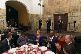 """I Foro Global de Gobiernos Locales (7) • <a style=""""font-size:0.8em;"""" href=""""http://www.flickr.com/photos/129072575@N05/38537258916/"""" target=""""_blank"""">View on Flickr</a>"""