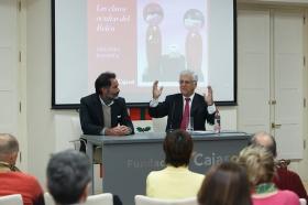 """Conferencia de Antonio Basanta 'Las claves ocultas del Belén' en la Fundación Cajasol (2) • <a style=""""font-size:0.8em;"""" href=""""http://www.flickr.com/photos/129072575@N05/38185622345/"""" target=""""_blank"""">View on Flickr</a>"""