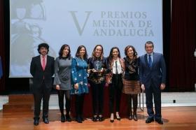 """Entrega de los V Premios Menina en la Fundación Cajasol (21) • <a style=""""font-size:0.8em;"""" href=""""http://www.flickr.com/photos/129072575@N05/24710092978/"""" target=""""_blank"""">View on Flickr</a>"""