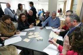 """XI Encuentro del Voluntariado de la Fundación Cajasol (15) • <a style=""""font-size:0.8em;"""" href=""""http://www.flickr.com/photos/129072575@N05/25960328878/"""" target=""""_blank"""">View on Flickr</a>"""