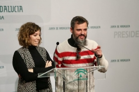 """Presentación del documental 'Un ideal andaluz' (12) • <a style=""""font-size:0.8em;"""" href=""""http://www.flickr.com/photos/129072575@N05/38993467884/"""" target=""""_blank"""">View on Flickr</a>"""