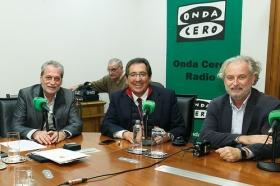 """Programa especial 'Aquí en la Onda' de Onda Cero desde la Fundación Cajasol (9) • <a style=""""font-size:0.8em;"""" href=""""http://www.flickr.com/photos/129072575@N05/25132398368/"""" target=""""_blank"""">View on Flickr</a>"""