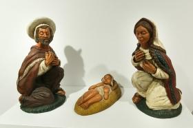 """Exposición 'Belenes del Mundo. Oro, inciensa y mirra' en la Fundación Cajasol (3) • <a style=""""font-size:0.8em;"""" href=""""http://www.flickr.com/photos/129072575@N05/38239050074/"""" target=""""_blank"""">View on Flickr</a>"""