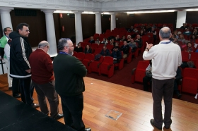 """XI Encuentro del Voluntariado de la Fundación Cajasol (5) • <a style=""""font-size:0.8em;"""" href=""""http://www.flickr.com/photos/129072575@N05/25960327288/"""" target=""""_blank"""">View on Flickr</a>"""