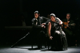 """Jueves Flamencos de la Fundación Cajasol en Sevilla: Amador Rojas y Carmen Ledesma (22) • <a style=""""font-size:0.8em;"""" href=""""http://www.flickr.com/photos/129072575@N05/40256628044/"""" target=""""_blank"""">View on Flickr</a>"""