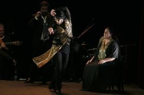 """Jueves Flamencos de la Fundación Cajasol en Sevilla: Amador Rojas y Carmen Ledesma (27) • <a style=""""font-size:0.8em;"""" href=""""http://www.flickr.com/photos/129072575@N05/40256629814/"""" target=""""_blank"""">View on Flickr</a>"""