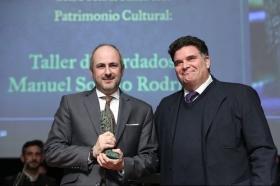 """Entrega de los Premios Gota a Gota de Pasión 2018 en la Fundación Cajasol (7) • <a style=""""font-size:0.8em;"""" href=""""http://www.flickr.com/photos/129072575@N05/40752850672/"""" target=""""_blank"""">View on Flickr</a>"""