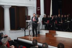 """Entrega de los Premios Gota a Gota de Pasión 2018 en la Fundación Cajasol (13) • <a style=""""font-size:0.8em;"""" href=""""http://www.flickr.com/photos/129072575@N05/40752851512/"""" target=""""_blank"""">View on Flickr</a>"""