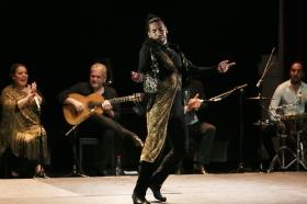 """Jueves Flamencos de la Fundación Cajasol en Sevilla: Amador Rojas y Carmen Ledesma (26) • <a style=""""font-size:0.8em;"""" href=""""http://www.flickr.com/photos/129072575@N05/40256629654/"""" target=""""_blank"""">View on Flickr</a>"""