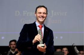 """Entrega de los Premios Gota a Gota de Pasión 2018 en la Fundación Cajasol (6) • <a style=""""font-size:0.8em;"""" href=""""http://www.flickr.com/photos/129072575@N05/40752850642/"""" target=""""_blank"""">View on Flickr</a>"""