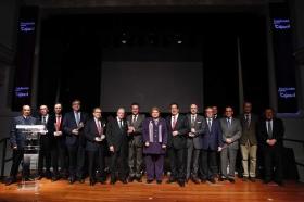 """Entrega de los Premios Gota a Gota de Pasión 2018 en la Fundación Cajasol • <a style=""""font-size:0.8em;"""" href=""""http://www.flickr.com/photos/129072575@N05/40795156451/"""" target=""""_blank"""">View on Flickr</a>"""