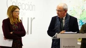 """Exposición 'La colección del sur' en la Fundación Cajasol (Cádiz) (10) • <a style=""""font-size:0.8em;"""" href=""""http://www.flickr.com/photos/129072575@N05/39811511345/"""" target=""""_blank"""">View on Flickr</a>"""