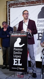 "Entrega del Premio Emilio López 2018 en Cádiz (5) • <a style=""font-size:0.8em;"" href=""http://www.flickr.com/photos/129072575@N05/38896557540/"" target=""_blank"">View on Flickr</a>"