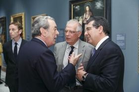"Exposición 'Velázquez. Murillo. Sevilla', en Focus-Abengoa (37) • <a style=""font-size:0.8em;"" href=""http://www.flickr.com/photos/129072575@N05/30220827853/"" target=""_blank"">View on Flickr</a>"