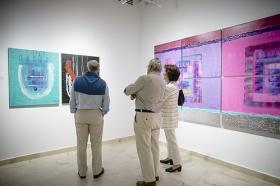 """Exposición 'Las ventanas de los sueños' en la Fundación Cajasol (Cádiz) (7) • <a style=""""font-size:0.8em;"""" href=""""http://www.flickr.com/photos/129072575@N05/17715614348/"""" target=""""_blank"""">View on Flickr</a>"""