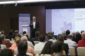 """Jornada 'Ciudades inteligentes, ciudades inclusivas' en la Fundación Cajasol (3) • <a style=""""font-size:0.8em;"""" href=""""http://www.flickr.com/photos/129072575@N05/30464002165/"""" target=""""_blank"""">View on Flickr</a>"""