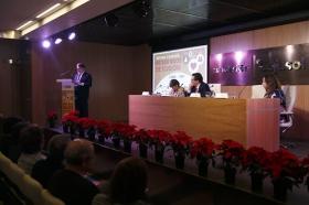 """Presentación de la VII campaña '100.000 kilos de ilusión', de la Fundación MAS, en la Fundación Cajasol (5) • <a style=""""font-size:0.8em;"""" href=""""http://www.flickr.com/photos/129072575@N05/31616809445/"""" target=""""_blank"""">View on Flickr</a>"""