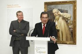 """Presentación del nuevo Espacio Cultural de la Fundación Cajasol (8) • <a style=""""font-size:0.8em;"""" href=""""http://www.flickr.com/photos/129072575@N05/22391672809/"""" target=""""_blank"""">View on Flickr</a>"""