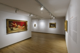 "Sala de exposiciones 'Murillo' de la Fundación Cajasol (9) • <a style=""font-size:0.8em;"" href=""http://www.flickr.com/photos/129072575@N05/22565667685/"" target=""_blank"">View on Flickr</a>"