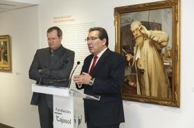"""Presentación del nuevo Espacio Cultural de la Fundación Cajasol • <a style=""""font-size:0.8em;"""" href=""""http://www.flickr.com/photos/129072575@N05/22390529440/"""" target=""""_blank"""">View on Flickr</a>"""