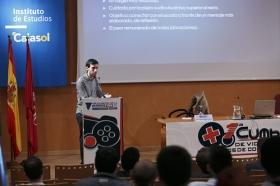 """'I Cumbre de Videojuegos y Medios de Comunicación' (9) • <a style=""""font-size:0.8em;"""" href=""""http://www.flickr.com/photos/129072575@N05/22225064921/"""" target=""""_blank"""">View on Flickr</a>"""