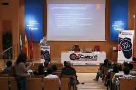 """'I Cumbre de Videojuegos y Medios de Comunicación' (10) • <a style=""""font-size:0.8em;"""" href=""""http://www.flickr.com/photos/129072575@N05/22225065631/"""" target=""""_blank"""">View on Flickr</a>"""