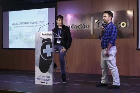 "SevillaGame 2016 desde la Fundación Cajasol (15) • <a style=""font-size:0.8em;"" href=""http://www.flickr.com/photos/129072575@N05/30771584376/"" target=""_blank"">View on Flickr</a>"