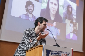 """'I Cumbre de Videojuegos y Medios de Comunicación' (11) • <a style=""""font-size:0.8em;"""" href=""""http://www.flickr.com/photos/129072575@N05/22027825529/"""" target=""""_blank"""">View on Flickr</a>"""