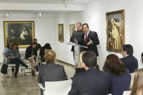 """Presentación del nuevo Espacio Cultural de la Fundación Cajasol (13) • <a style=""""font-size:0.8em;"""" href=""""http://www.flickr.com/photos/129072575@N05/22589711891/"""" target=""""_blank"""">View on Flickr</a>"""