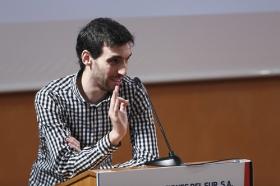 """'I Cumbre de Videojuegos y Medios de Comunicación' (13) • <a style=""""font-size:0.8em;"""" href=""""http://www.flickr.com/photos/129072575@N05/22225067701/"""" target=""""_blank"""">View on Flickr</a>"""