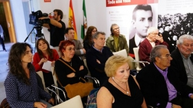 "Día del Flamenco en la Fundación Cajasol (Cádiz) (11) • <a style=""font-size:0.8em;"" href=""http://www.flickr.com/photos/129072575@N05/31026313195/"" target=""_blank"">View on Flickr</a>"