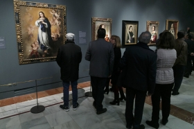 "Exposición 'Velázquez. Murillo. Sevilla', en Focus-Abengoa (19) • <a style=""font-size:0.8em;"" href=""http://www.flickr.com/photos/129072575@N05/30555276960/"" target=""_blank"">View on Flickr</a>"