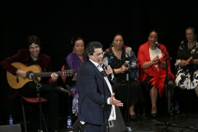 "Jueves Flamencos: Zambomba de Joaquín 'El Zambo' (18) • <a style=""font-size:0.8em;"" href=""http://www.flickr.com/photos/129072575@N05/23895794036/"" target=""_blank"">View on Flickr</a>"