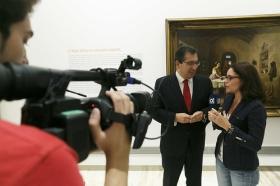 """Presentación del nuevo Espacio Cultural de la Fundación Cajasol (6) • <a style=""""font-size:0.8em;"""" href=""""http://www.flickr.com/photos/129072575@N05/21955750654/"""" target=""""_blank"""">View on Flickr</a>"""