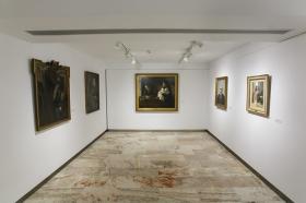 "Sala de exposiciones 'Murillo' de la Fundación Cajasol (14) • <a style=""font-size:0.8em;"" href=""http://www.flickr.com/photos/129072575@N05/22539688896/"" target=""_blank"">View on Flickr</a>"