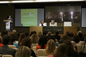 """Presentación de la Asociación de Empresarias Hispalenses en la Fundación Cajasol (6) • <a style=""""font-size:0.8em;"""" href=""""http://www.flickr.com/photos/129072575@N05/27137457750/"""" target=""""_blank"""">View on Flickr</a>"""