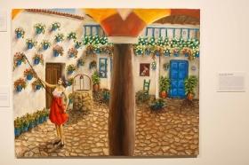 """Proyectos de la exposición 'El arte y los patios cordobeses' en la Fundación Cajasol (15) • <a style=""""font-size:0.8em;"""" href=""""http://www.flickr.com/photos/129072575@N05/26821061912/"""" target=""""_blank"""">View on Flickr</a>"""
